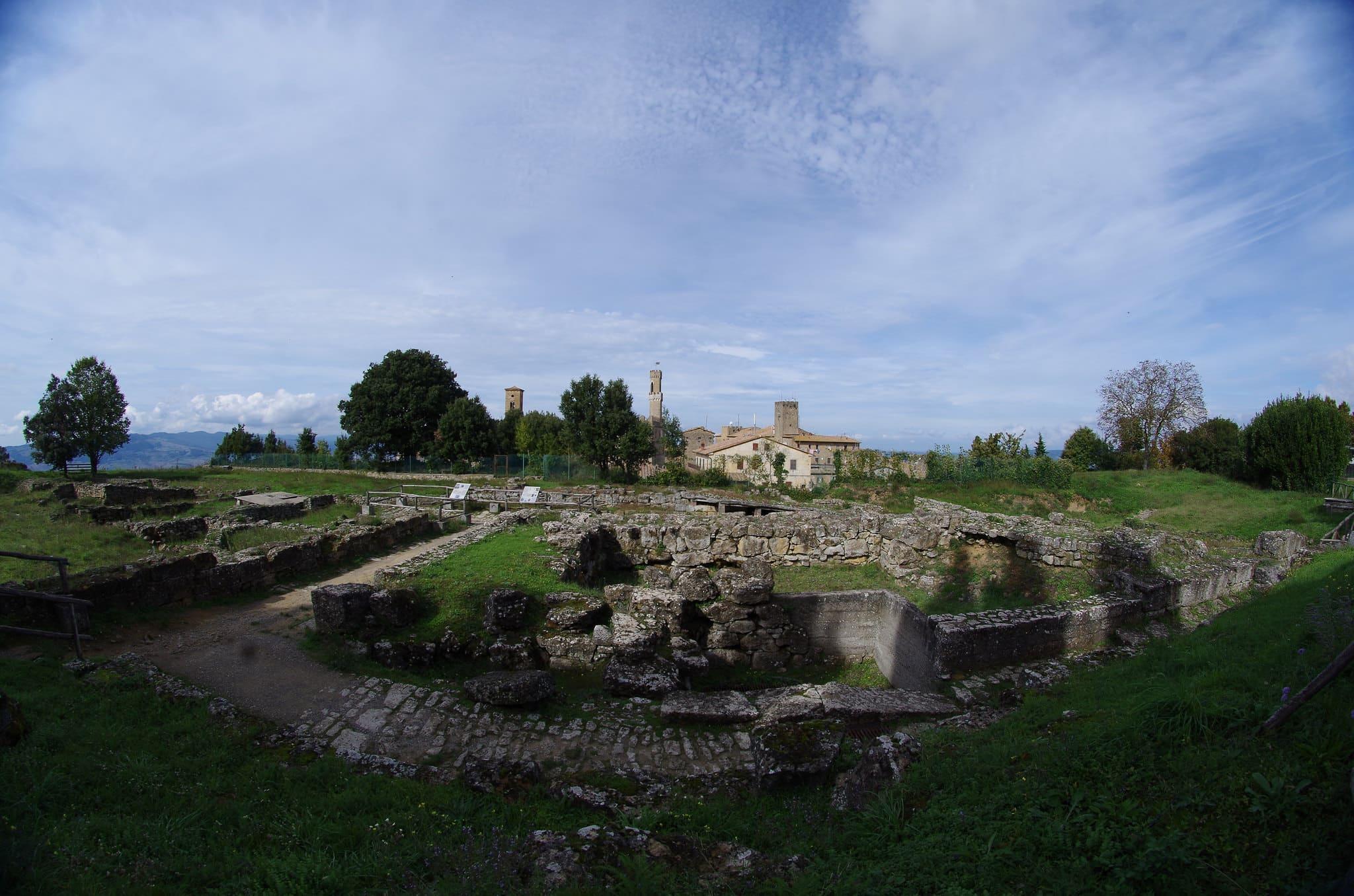 Acropoli Etrusca di Volterra